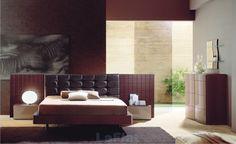 Maroon bedroom furniture