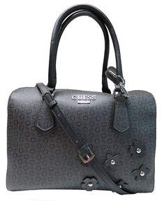 d4c94b7cb Guess Women's Purse Handbag Society Satchel Coal
