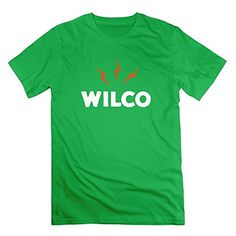 Men's Wilco Fashion Short Sleeve Tshirt