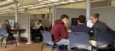 learning commons enclosed rooms - Google Search