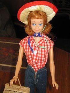 Vintage Barbie Tagged Picnic Set Cork Wedge Shoes Very Nice 3 Days | eBay