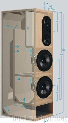 12 Speaker Box Plans - 12 12 Speaker Box Plans , Categories Box Designs with Subwoofers Box Designs Spl Box Diy Subwoofer, Subwoofer Box Design, Speaker Box Design, Speaker Box Diy, Custom Subwoofer Box, Hifi Speakers, Audio Amplifier, Hifi Audio, Home Theater Subwoofer