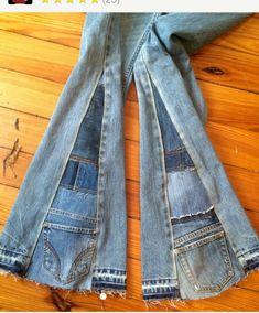 Mode: Broek - Rok - Broekrok ~Broek-Jeans *Trousers-Pants