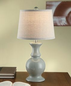 Great small scale bedroom lamp!