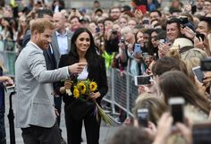 Every Photo You Need to See from Prince Harry and Meghan Markle's First Tour as a Married Couple