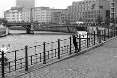 Berlin in black-and-white #Berlin