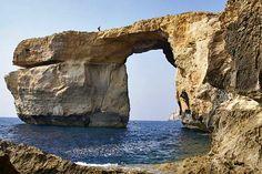 Azure Window-Malta(Gozo)