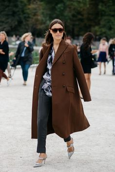 SS17 Paris Fashion Week Street Style 2016 | British Vogue
