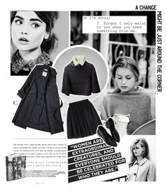 """""""[054] """"I love new clothes. If everyone could just wear new clothes everyday, I reckon depression wouldn't exist anymore."""" ― Sophie Kinsella, Confessions of a Shopaholic"""" by dr-amat ❤ liked on Polyvore featuring Behance, Kerr®, Brunello Cucinelli, La Garçonne Moderne, Mauro Grifoni, women's clothing, women's fashion, women, female and woman"""