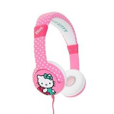 #Hello #kitty junior #headphones,  View more on the LINK: 	http://www.zeppy.io/product/gb/2/172236884256/