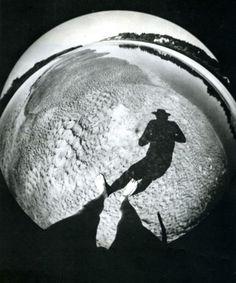 Edward Hartwig (1909 - 2003) - Self-portrait