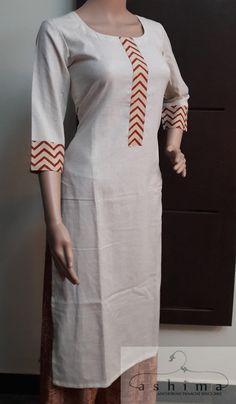 Code:2107170 - Price INR:990/- , Cotton Kurti.