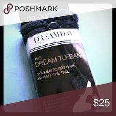 Dream Dry Turban Brand New! Dream Dry Turban - from Rachel Zoe Box of Style Dream Dry Accessories