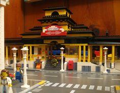 randuwa: Lego City Train Station