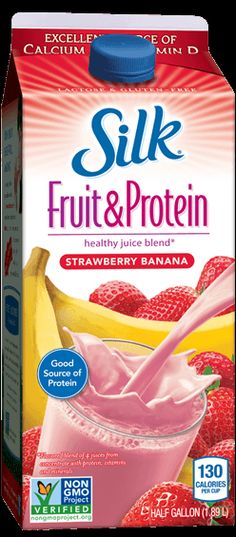 Strawberry Banana Fruit & Protein