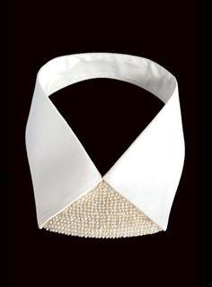 Collar with pearls...Carmen Hauser