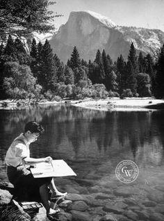 Dong Kingman, N.A. Biography – California Watercolor Artist/ Illustrator /mid-20th C.