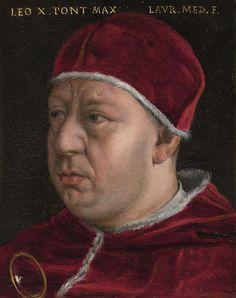 A seguito dell'espulsione della famiglia de' Medici, ci fu una lunga successione di papi fino al 1513 con l'inconorazione di Giovanni di Lorenzo de' Medici, che prese il nome di Leone x ,fu il papa della chiesa cattolica fino alla sua morte.