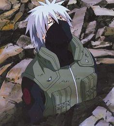 Naruto Kakashi, Anime Naruto, Kakashi Sharingan, Naruto Art, Naruto Shippuden Anime, Gaara, Anime Guys, Manga Anime, Wallpaper Naruto Shippuden