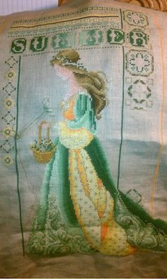 Celtic Lady SAL