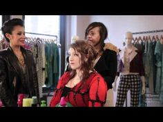 #TRESemme Style Setters Ep 2: #NikkiReed Behind the Scenes at #TracyReese