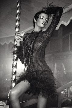 "Lilogi.com - ""The Golden Twenties"" - inspiration images, fashion photography, 1920's fashion,"