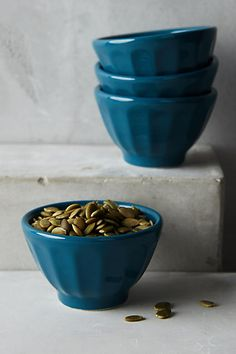 Mini Latte Bowls - anthropologie.com