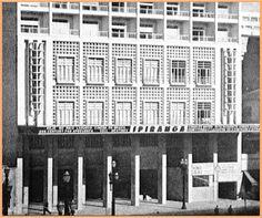 São Paulo de Minhas Memórias - Cine Ipiranga.
