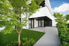 Engineering Daily A Stunning Contemporary Home with Exquisite Landscaping