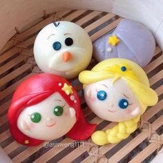 Sweet Buns, Sweet Pie, Cupcake Party, Party Cakes, Kawaii Bento, Bao Buns, Steam Recipes, Biscuit Cake, Meringue Cookies