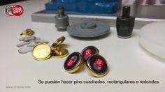 Chapea.com, kit completo para hacer pins personalizados #Pins #Chapea