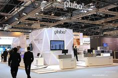 Stand Phibo Expodental by indissoluble.com, via Flickr