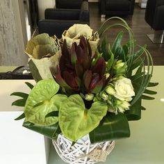 Flowers for Ko Hair Concepts from Twigs Florist Varsity Lakes Corporate Flowers, Lakes, Flower Arrangements, Reception, Concept, Instagram Posts, Hair, Floral Arrangements, Receptions