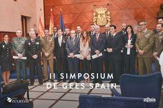 Zesis en el II Simposium de GEES Spain | Grupo Zeumat #zesis #grupozeumat # zeumat                       #simposium