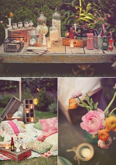 // throw me a picnic/backyard movie night like this, and I'll love you forever //