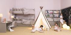 Litera 3 camas 10 - Litera para niños