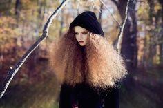 Luxe Bohemian Editorials - Glassbook Magazine's Harvest Moon Editorial is Eccentrically Elegant (GALLERY)