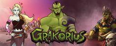 """Conheça a HQ """"Grakorius - Um conto sobre Orcs!"""": muito orc, sangue e ~curtição! - http://www.garotasgeeks.com/conheca-a-hq-grakorius-um-conto-sobre-orcs-muito-orc-sangue-e-curticao/"""