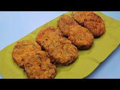 Chiftele de post cu legume (cartofi, ciuperci si dovlecel) - YouTube Romanian Food, Food Videos, The Creator, Make It Yourself, Youtube, Desserts, Recipes, Diet, Sweets