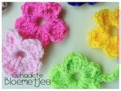 Afbeeldingsresultaat voor bloemen haken patronen gratis