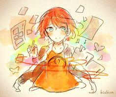 ♡ Miraculous Ladybug ♡ Nathaniel (Nathanael)
