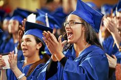 New Haven's Gateway grads let in on 'major life lessons'