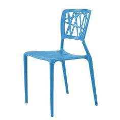 Phoenix Side Chair Four Colors via The Beach Look. Click on the image to see more!