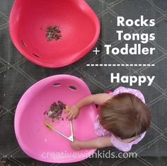 20+ Ideas for Sensory Play with Natural Materials