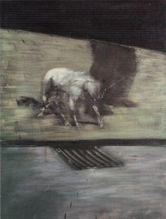 art,image,chiens,helen uter,goya,lichtenstein,thomas théodore heine,francis bacon,vladimir velickovic