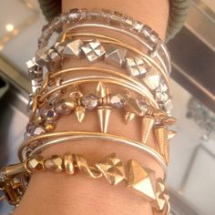 Starry-Eyed and Raw #CharmedArms