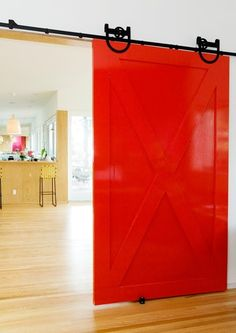 SMART DESIGN: GOOD STYLE SLIDES INTO PERFECT FUNCTION WITH INTERIOR BARN  DOORS