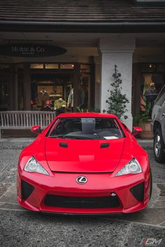 #Lexus #LFA #SuperCar
