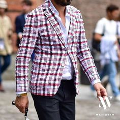 Live from Pitti Uomo 90 in Florence - Exclusive coverage by @luisaviaroma and @menwithclass  -