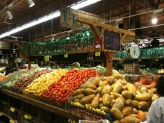 #VisitElPaso El Paso's Pro's Ranch Market has amazing produce and ALL the Mexican delicacies | Yelp